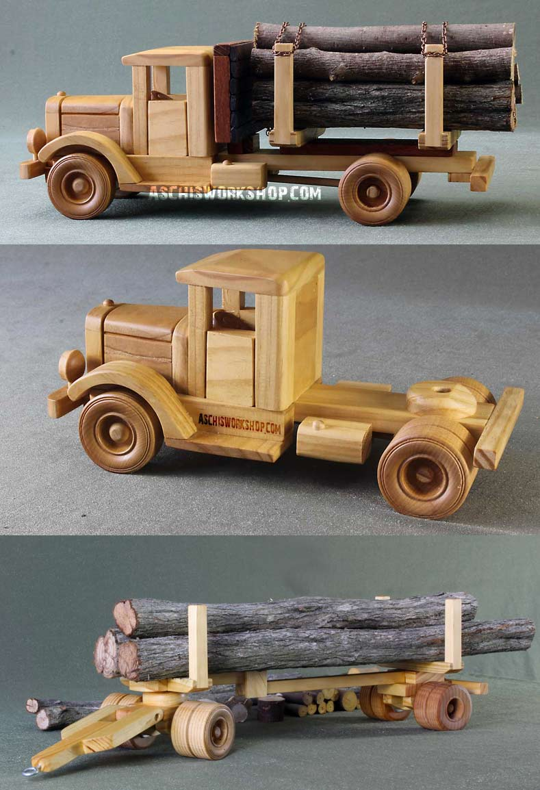 Plan# 233 Tuff Truck Tow Truck Expander Plan. Grab plan ...